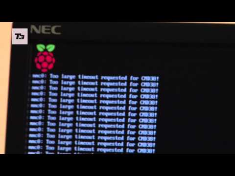 Raspberry Pi computer tutorial