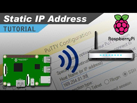 How to Set Up a Static IP on the Raspberry Pi (with Raspbian Jessie)