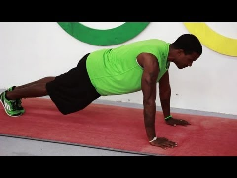 How to Build Your Chest with Push-Ups : Fitness Exercises