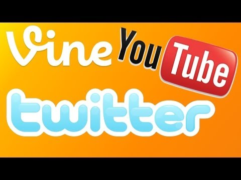 How To Upload Vine Videos From Twitter To YouTube