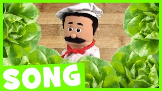 Salad Song for Kids | Maple Leaf Learning