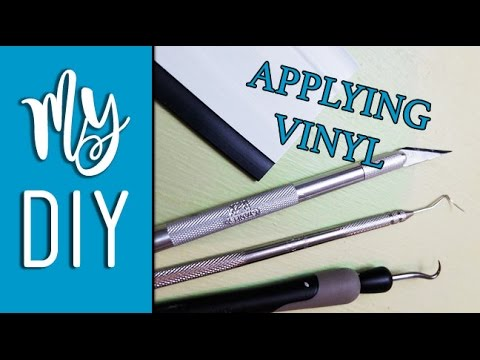 Beginners GUIDE: HOW to APPLY VINYL