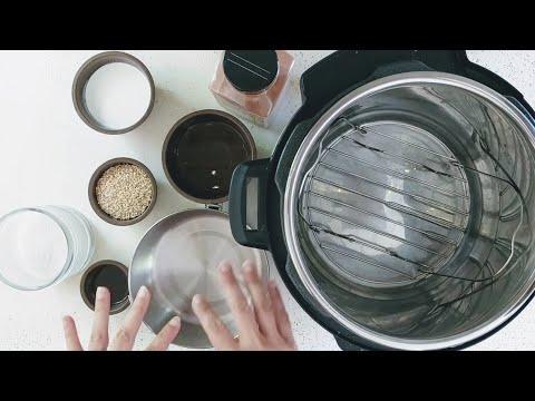 PIP Steelcut Oatmeal (Instant Pot)