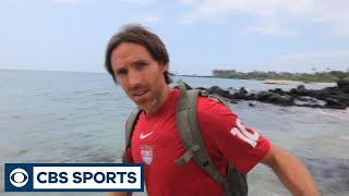 Steve Nash Heads to South Africa | CBS Sports