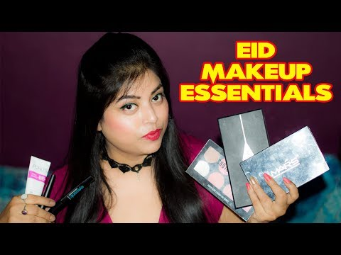 Essential Makeup Products For EID | Beginners Friendly Affordable Makeup Under 500 | Indian Makeup