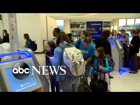 Millions take to the skies for Memorial Day weekend
