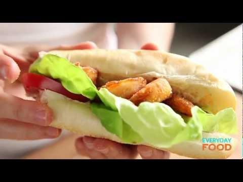 Shrimp Po'boys | Everyday Food with Sarah Carey