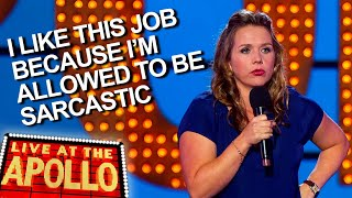 Primary School Isn't The Place For Kerry Godliman's Sarcasm | Live at the Apollo | BBC Comedy Greats