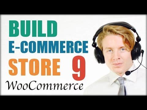 WooCommerce Tutorial (Part 9) Tax Setup - Storefront 2016