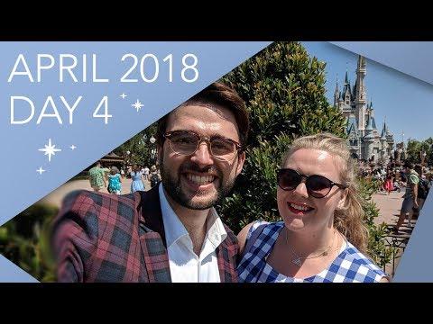 Walt Disney World Vlog | Day 4 | Dapper Day and B Resort | April 2018 | Adam Hattan