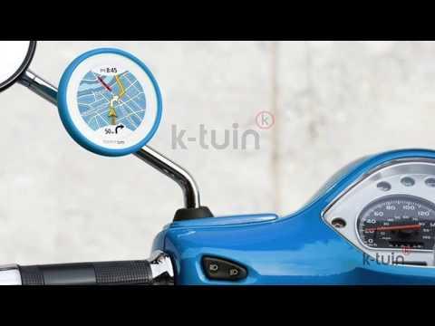 Review - TomTom   K-tuin