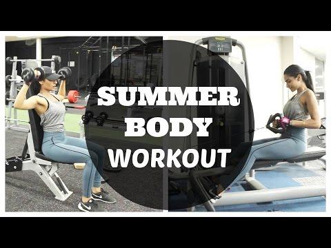 ♥Summer Bikini Body Workout ♥| Get In Shape Fast |