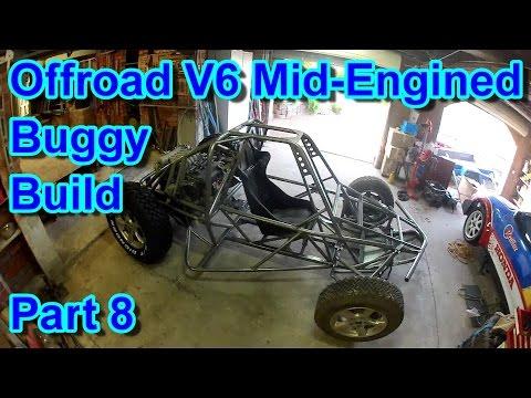 Offroad V6 Buggy Build - Part 8