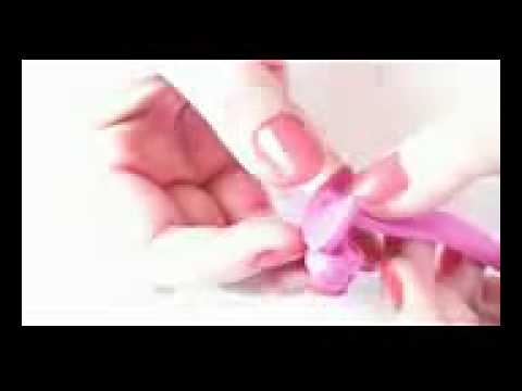 DIY  Bow Ring   with Polymer Clay   YouTube
