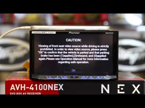 How to watch Netflix's on the Pioneer AVH 4100 or AVIC 6100,7100,8100NEX