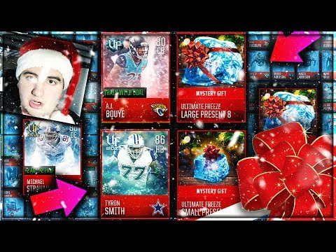 GIFT LEAKS!? NEW COAL PLAYERS + ELITES COMING IN PRESENTS!! Madden Mobile 18