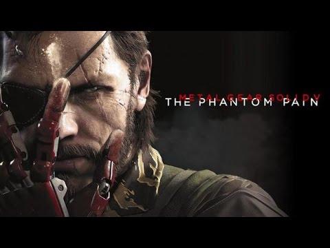Metal Gear Solid V The Phantom Pain language + Save location + Fix [windows10]
