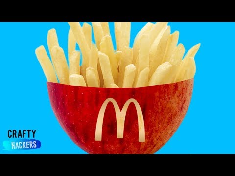 HOW TO MAKE HEALTHY JUNK FOOD