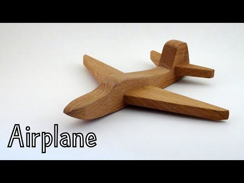 Wooden toys for charity - Airplane ✈ | HOW TO WOODWORKING