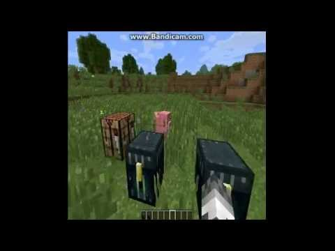 Minecraft: How to make a Ender Chest