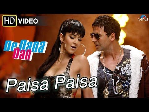 Xxx Mp4 Paisa Paisa HD Full Video Song De Dana Dan Akshay Kumar Katrina Kaif Best Bollywood Songs 3gp Sex