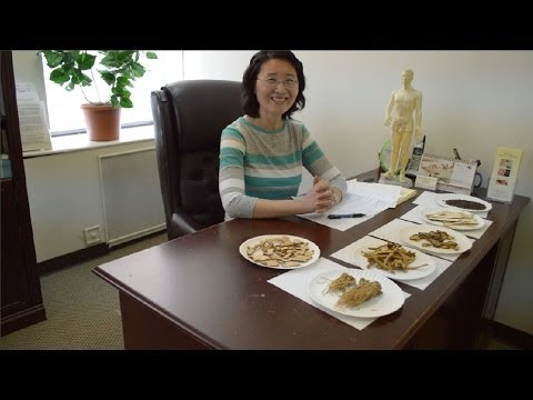 Chinese Herbal Medicine Introduction by Dr. Feng Liang