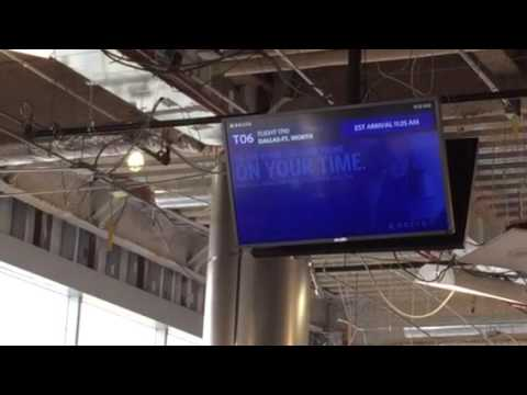 Delta airlines overbooking Horror!