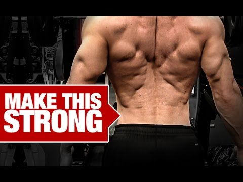 How to Get a Stronger Lower Back (WITHOUT WEIGHTS!)