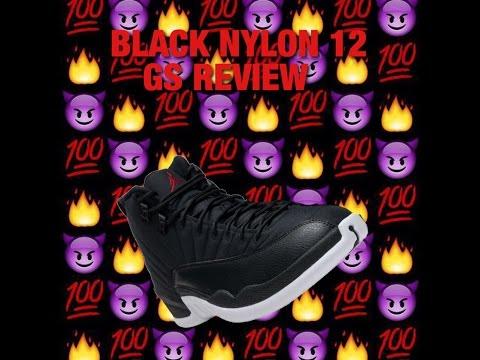GS Black Nylon 12's Review!!!!!!!!!!!