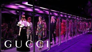 Gucci Fall Winter 2017 Fashion Show