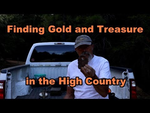 Finding gold in the high country