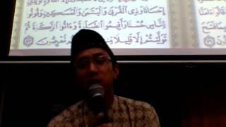 Belajar Tilawah Al-Qur an (Hader) Baihaqi Al-Hafidh Jogja (part 3).wmv
