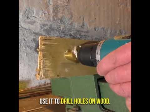 Titanium Coated Step Drill Bit