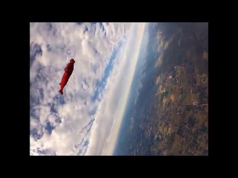 Learning to Fly   11 Wingsuit Z Hills
