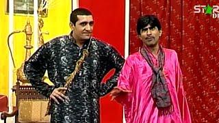 Zara Jhoom Jhoom Iftikhar Thakur and Zafri Khan New Pakistani Stage Drama Full Comedy Funny Play