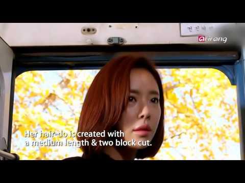 Showbiz Korea - SHORT HAIR-STYLES OF FEMALE CELEBRITIES 여자스타들의 단발머리열풍
