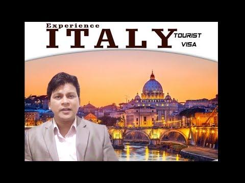 Italy Visitor Visa