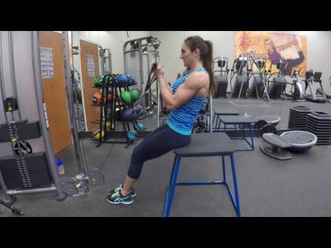 Triceps and Biceps Workout