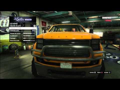 GTA5 TUNING GARAGE MONSTER TRUCK - PlayTunez World Of Videos