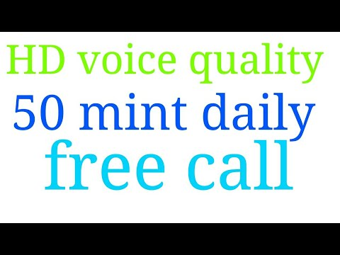 50 mint daily free call India Pakistan Bangladesh
