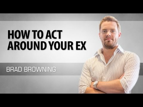 How To Act Around Your Ex (6 Tips For Handling Post-Breakup Encounters)