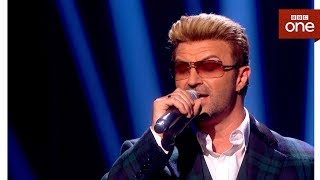 George Michael tribute act Rob Lamberti sings Father Figure - Even Better Than the Real Thing
