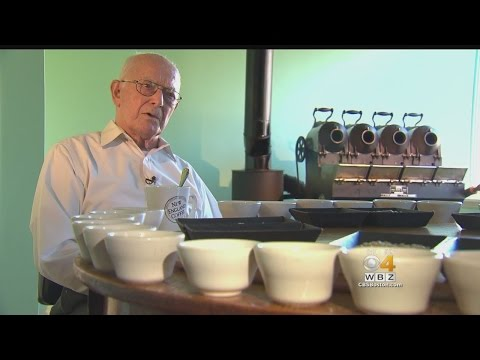 For New England Coffee's 90-Year-Old Boss And Taste Tester, Consistency Is Key