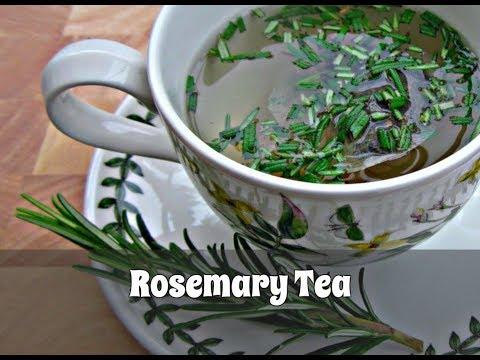 How to Make Rosemary Tea Using Fresh or Dried Rosemary (Slideshow)