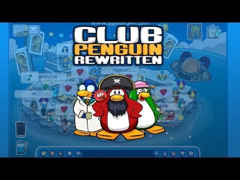 Club Penguin Rewritten Is Back!