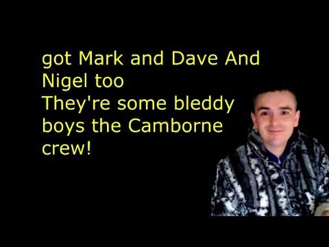 Camborne That's Me by Steve Heller
