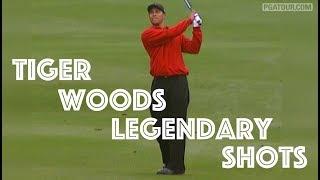 Tiger Woods Legendary Shots