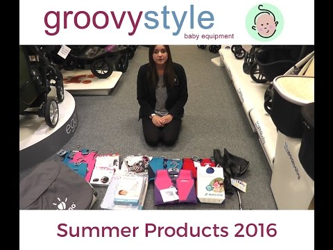 Summer Baby & Toddler Product Recommendations
