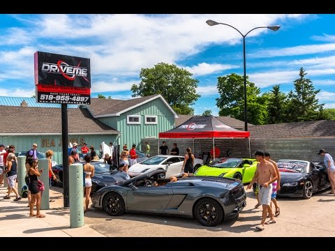 Drive Me Canada | SLD Event | LC Productions | Grand Bend 2015