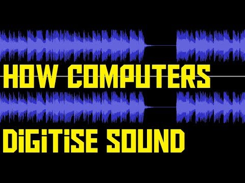 How do computers deal with sound? (AKIO TV)